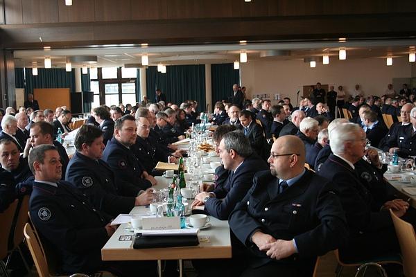 Kommandantendienstversammlung 2012