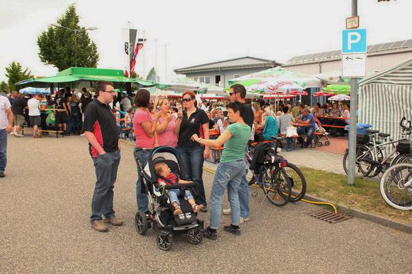 Fest Flehingen 2012
