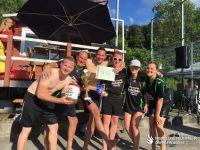 Siegerehrung_Volleyballteam