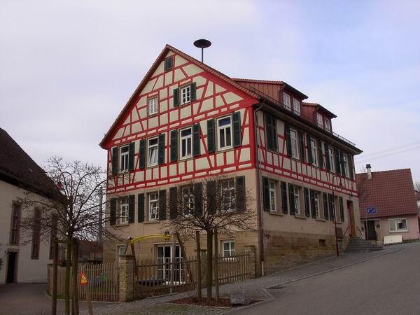 Altes Schulhaus Unterdorf