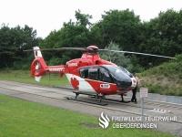 Rettungshubschrauber Christoph 43.