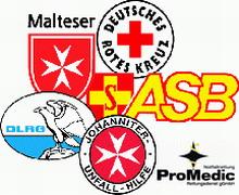 Logo Hilfsorganisationen
